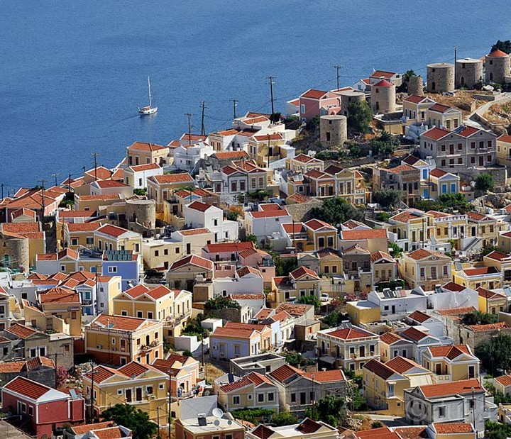 Symi, A sea-wrapped jewel