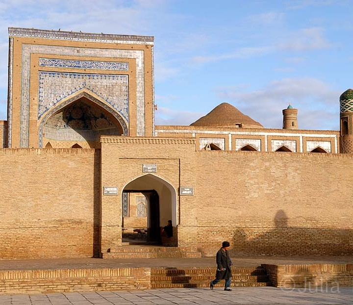 Legendary Khiva