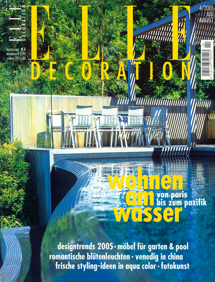 ELLE DECORATION (GERMAN)