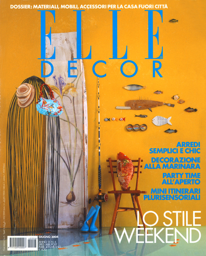 ELLE DECOR/ ITALIAN