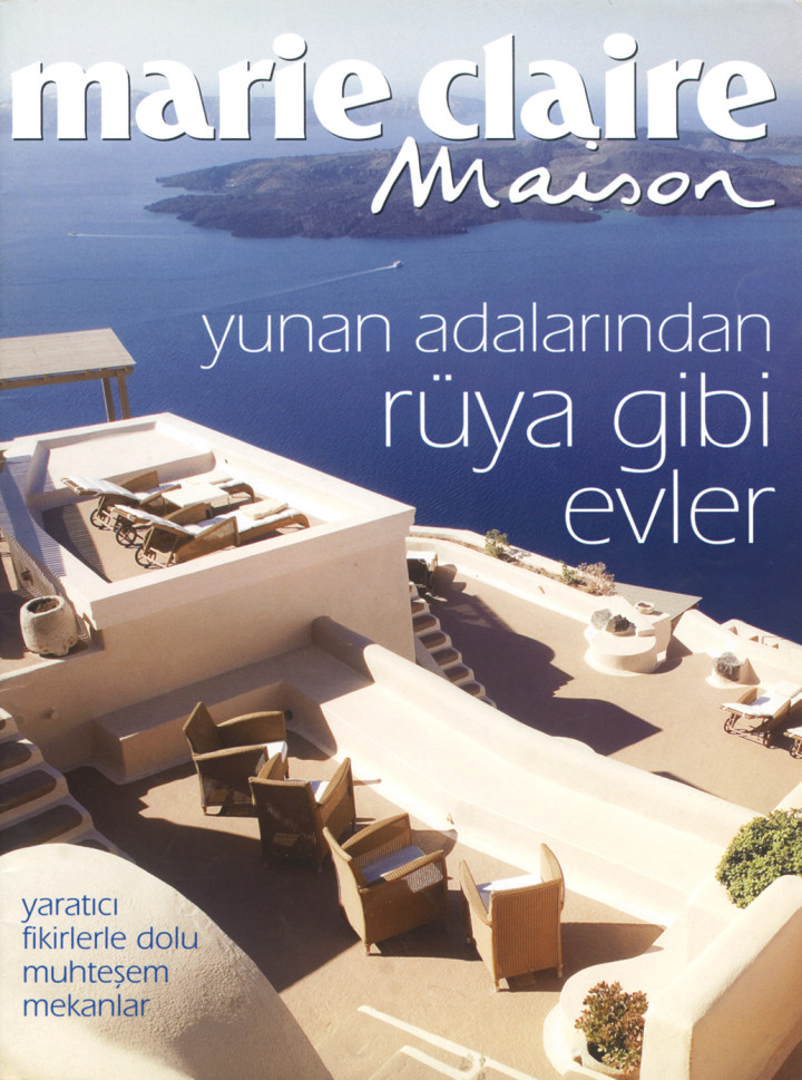 MARIE CLAIRE MAISON/ TURKISH