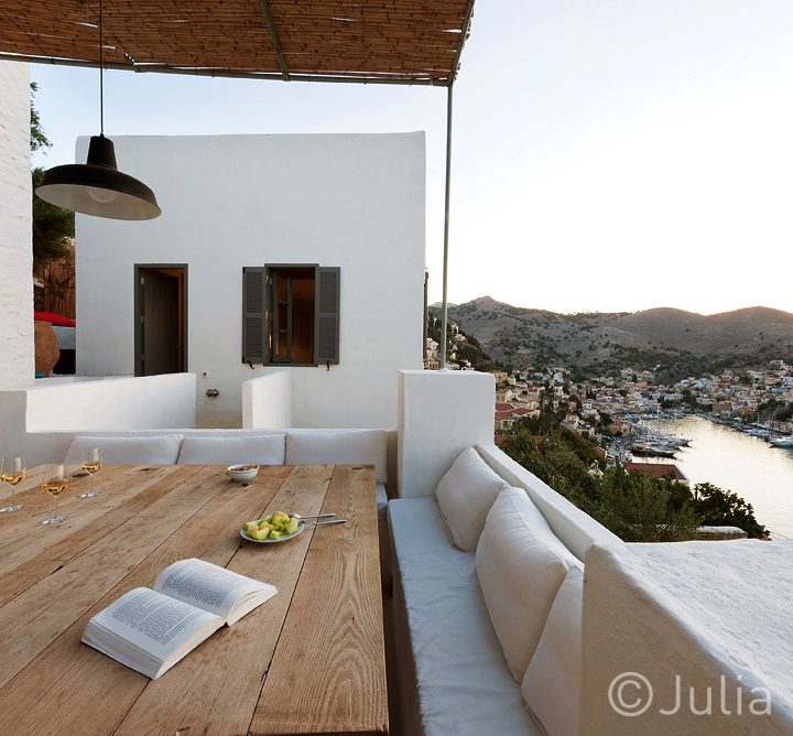 Dream holiday house, Symi