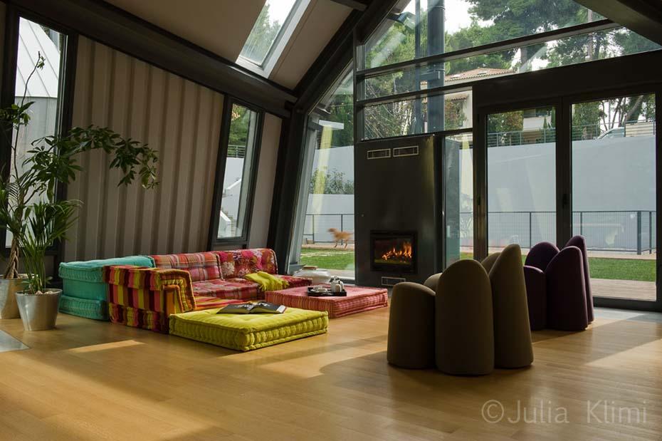 04DSC_9002 Modern living room