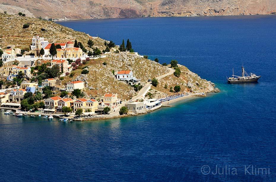 _52DSC0294 La spiaggia di Nos, l' isola di Ag Emilianos