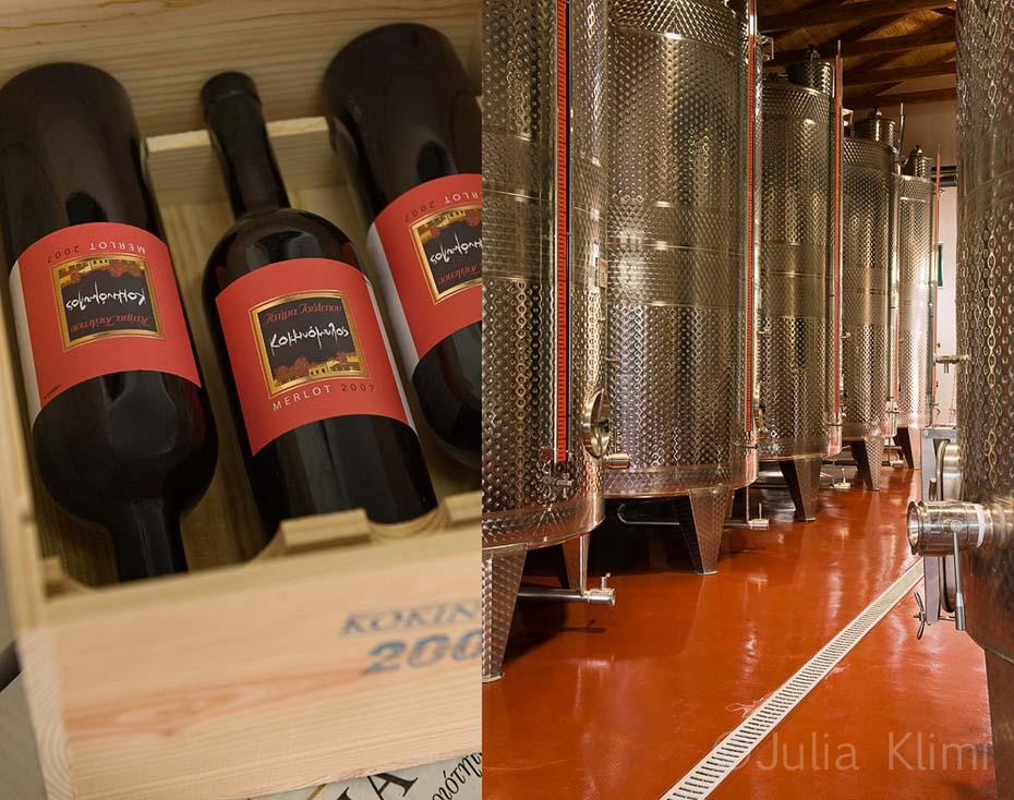 DSC_6885 Tselepos winery